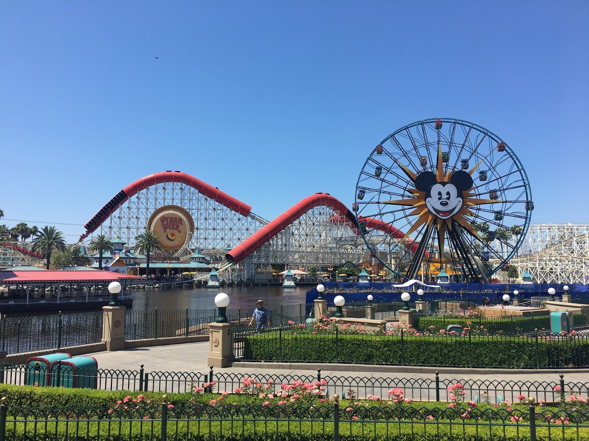 What Adults Love about Disney's New Pixar Pier | AMA Travel