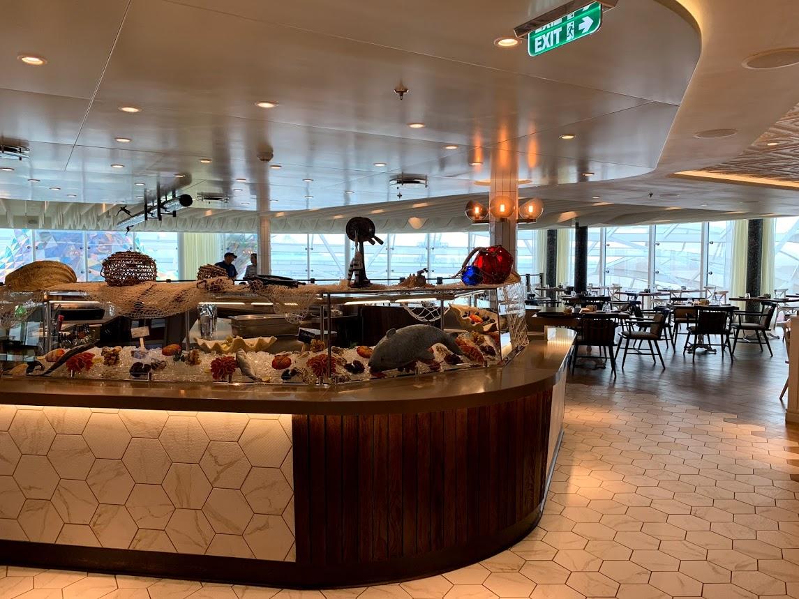 Hooked Seafood Restaurant RCI