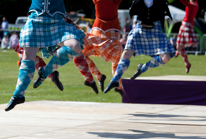 Canmore's Highland Games