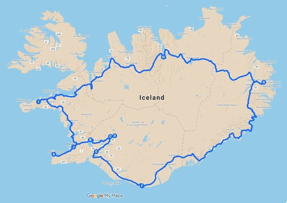 Road Tripping Iceland\'s Route 1 | AMA Travel