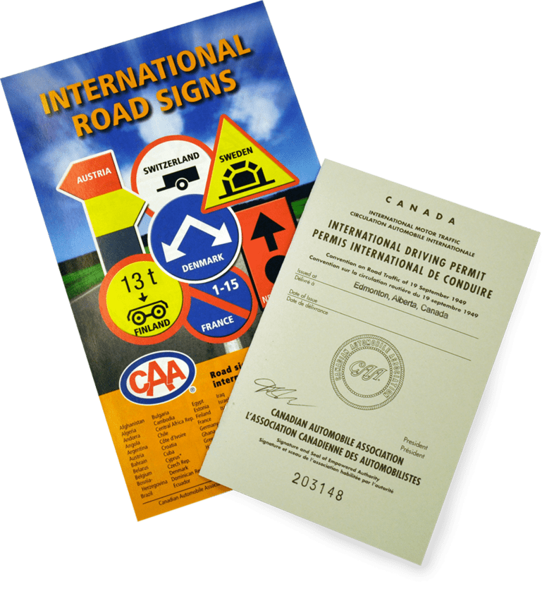 International Driving Permit from AMA