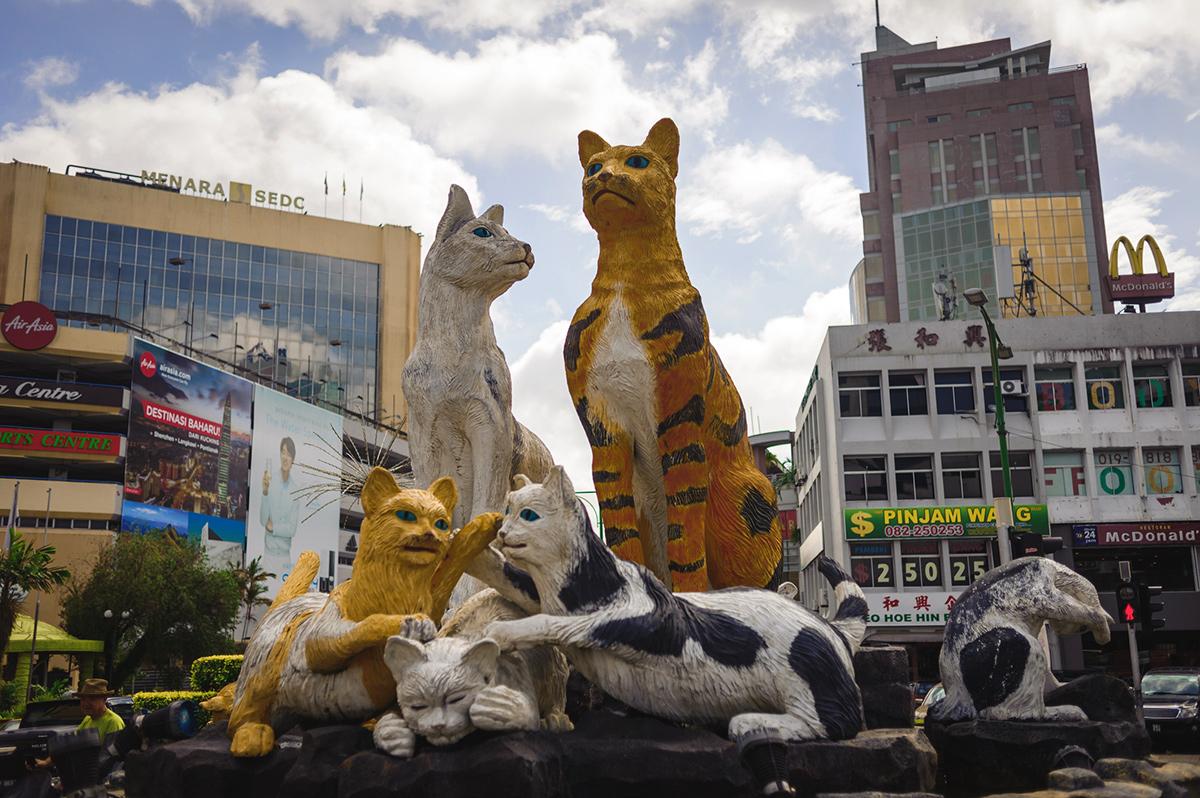 Kitty city Kuching Malaysia