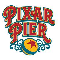 Pixar Pier Logo