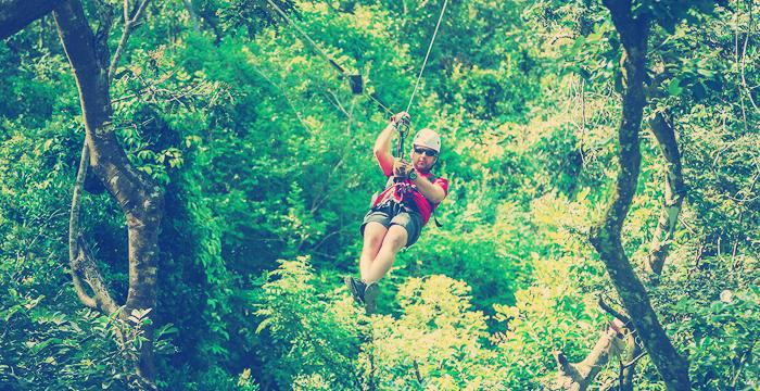 Puerto Vallarta Zip Line Adventure Trips