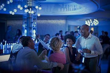 social lounge bar unlimited classic beverage package cruise ship