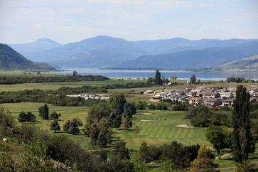 Vernon, B.C. golf course