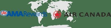 AMA Rewards/Air Canada Logo Icon