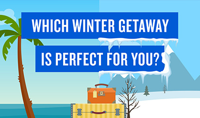 Which Winter Getaway Is Perfect For You?