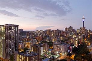 Day1: Johannesburg