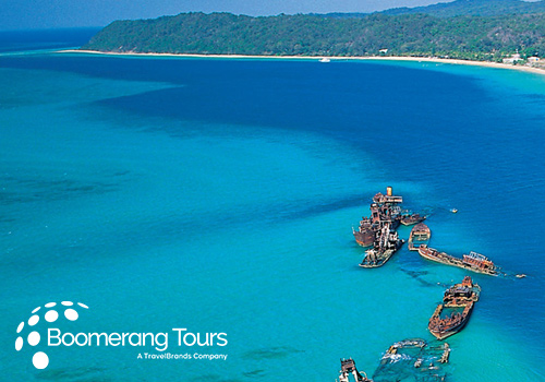 WEEK 4 PRIZE EXPERIENCE AUSTRALIA AND THE GREAT BARRIER REEF