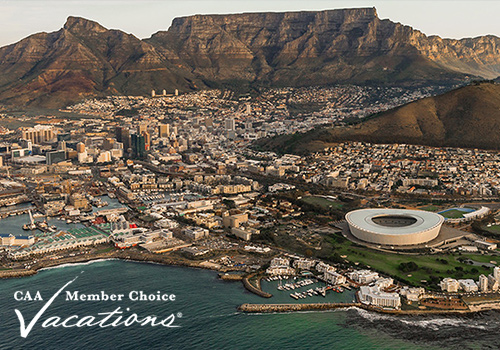 SPECTACULAR SOUTH AFRICA GUIDED VACATION