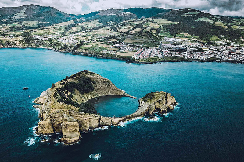 Azores Portugal Coast