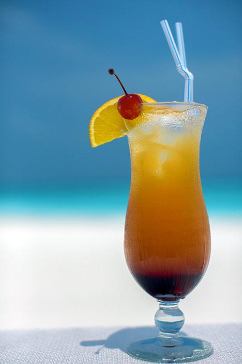 hurricane drink tahiti
