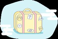 Buy Travel Icon