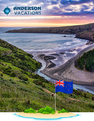 New Zealand Prize - Anderson Vacations