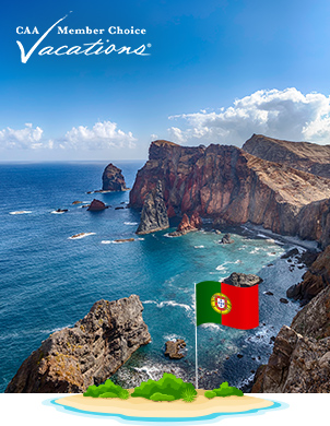 Portugal Prize - CAA Member Choice Vacations