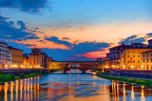 Florence/Pisa, Italy