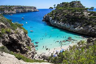 Day2: Palma de Mallorca, Spain