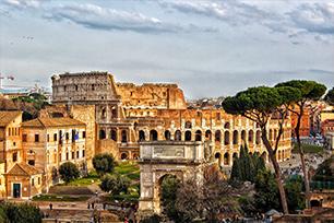 Day 5: Rome, Italy