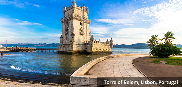 Torre of Belem, Portugal