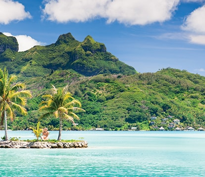 Trip to Tahiti Image