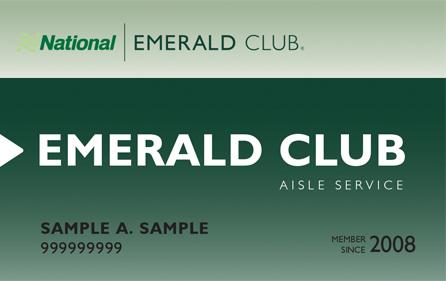 BASIC EMERALD CLUB