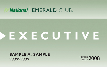 PLUS EXECUTIVE EMERALD CLUB