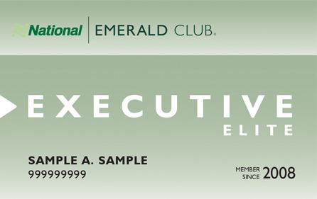 PREMIER EXECUTIVE ELITE EMERALD CLUB