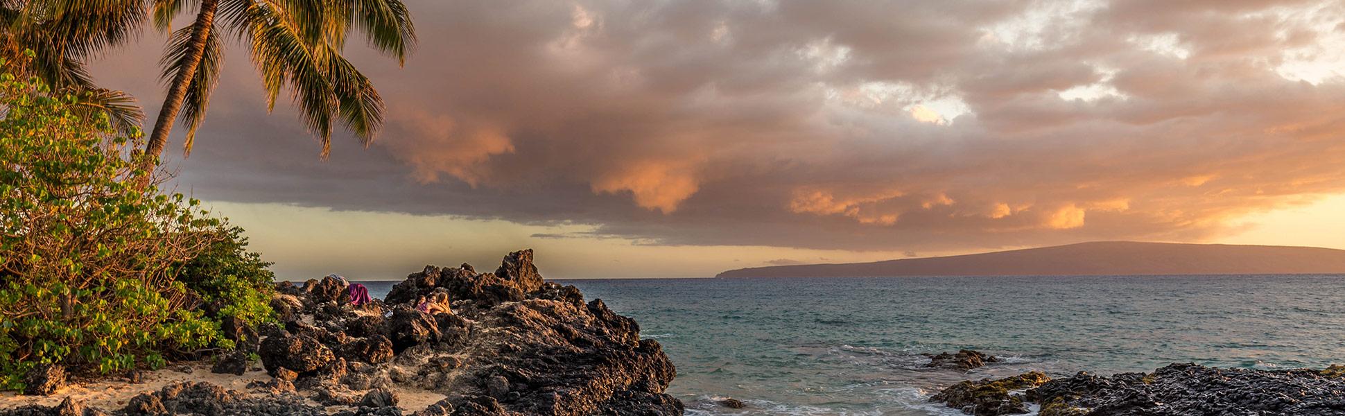 hawaii beach ocean