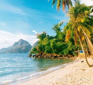 Beach Travel Style
