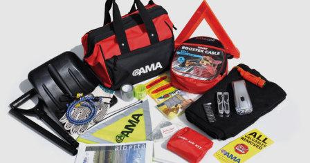 Emergency Roadside Kits