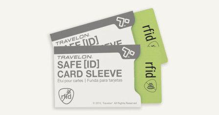 RFID Travel Luggage