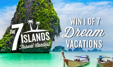 7 Islands Travel Contest