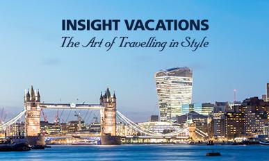 Insight Europe Tours Promo