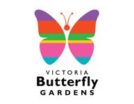 Victoria Butterfly Garden Logo
