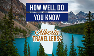 How well do you know Alberta travellers?