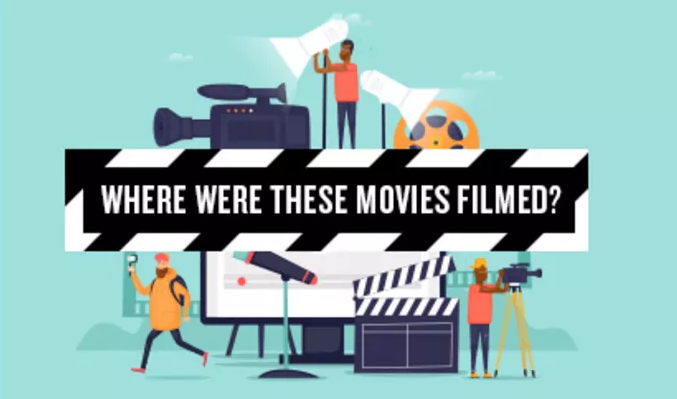Where were these movies filmed?