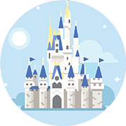 Disney Deals - Walt Disney World Icon