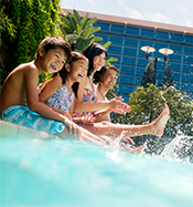 Disneyland Resort Family Vacation