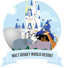 Walt Disney World Resort Illustration