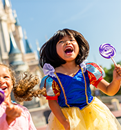 Walt Disney World Snow White Kids