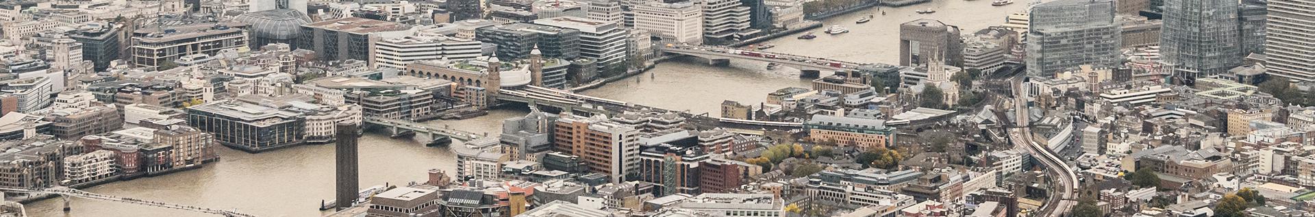 Trafalgar - About - Divider Image - London, England