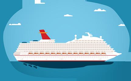 Viking Ocean Intro Icon